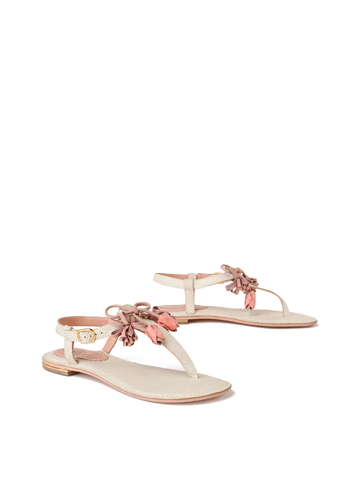 Calappa Thongs - Anthropologie.com :  chic design designer anthropologie
