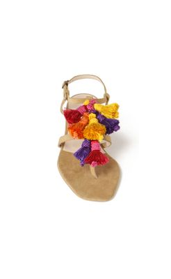Passementerie Sandals - Anthropologie.com :  anthropologie
