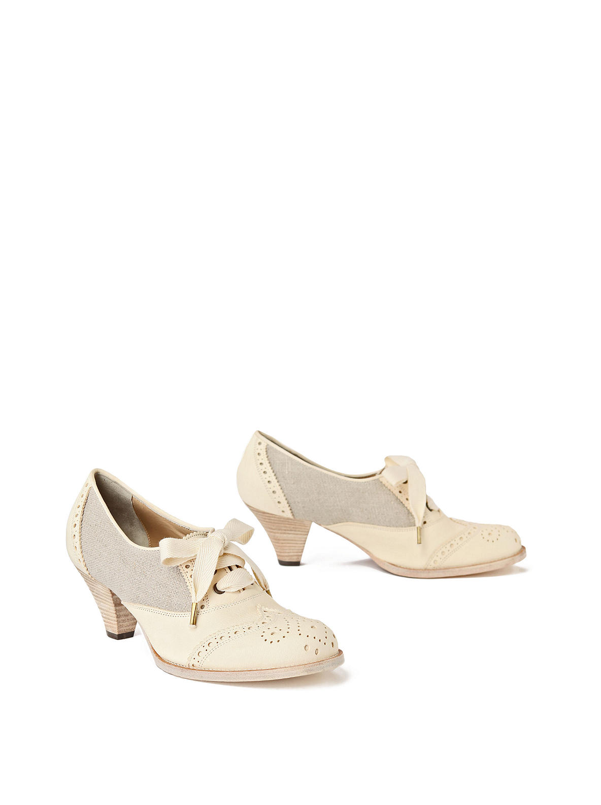 East Egg Brogues - Anthropologie.com :  garden laceup anthropologie egg