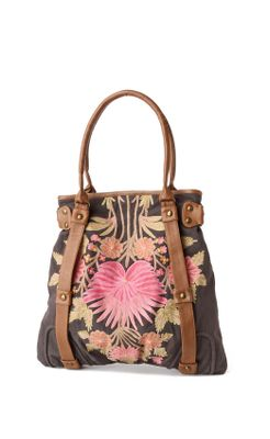 Shaded Arbor Tote - Anthropologie.com :  anthropologie
