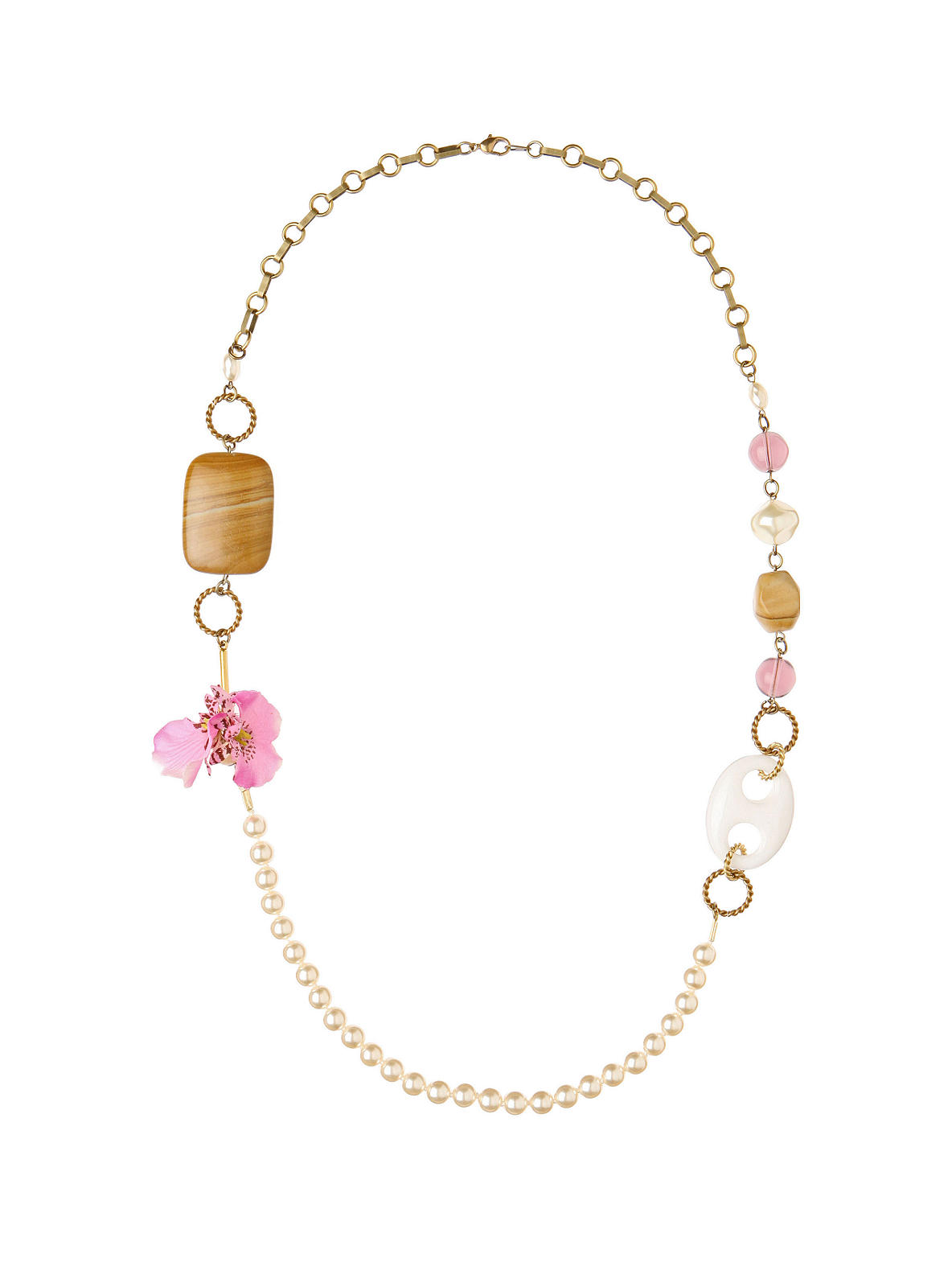 Cherie Necklace - Anthropologie.com :  long necklace statement anthropologie