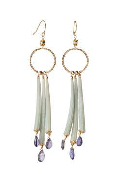 Ari Atoll Earrings-Anthropologie.com :  earrrings accessories jewelry anthropologie