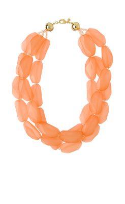 Orange Juice Necklace-Anthropologie.com