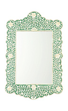 Beech Fern Mirror