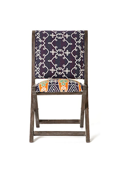 Terai Folding Chair Asian Anthropologie com
