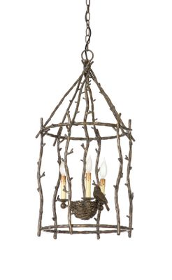 Nest Haven Chandelier - Anthropologie.com