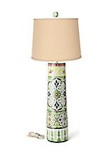 Green Yuan Lamp