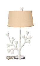 Tulip Tree Lamp
