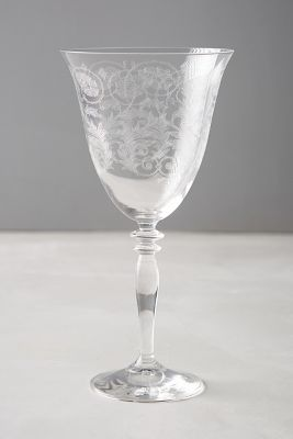 Horta Water Glass