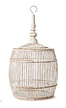 Bamboo Birdcage, Barrel