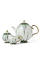 Pitch Pine Tea Set