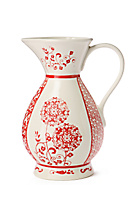 Strawberries-Au-Lait Pitcher