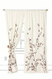 Weaver Bird Curtain