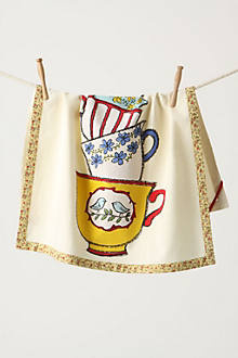 Sweet Stack Dishtowel