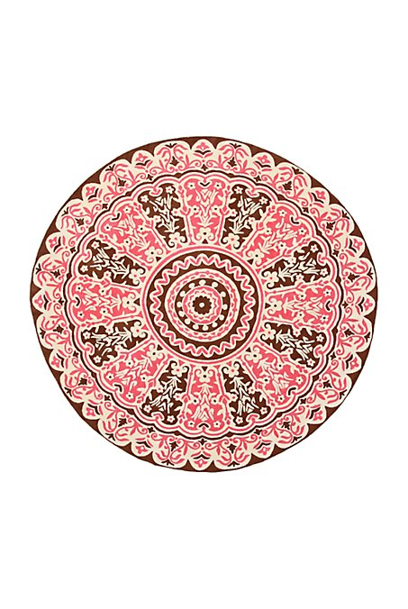 Light Wheel Rug - Anthropologie.com