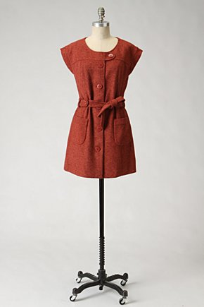 Blustery Days Dress Jacket - Anthropologie.com