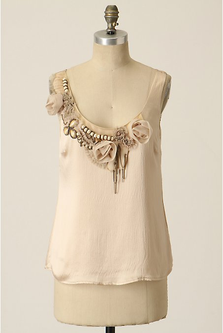 Snowscape Tank - Anthropologie.com :  beads tank tank top style
