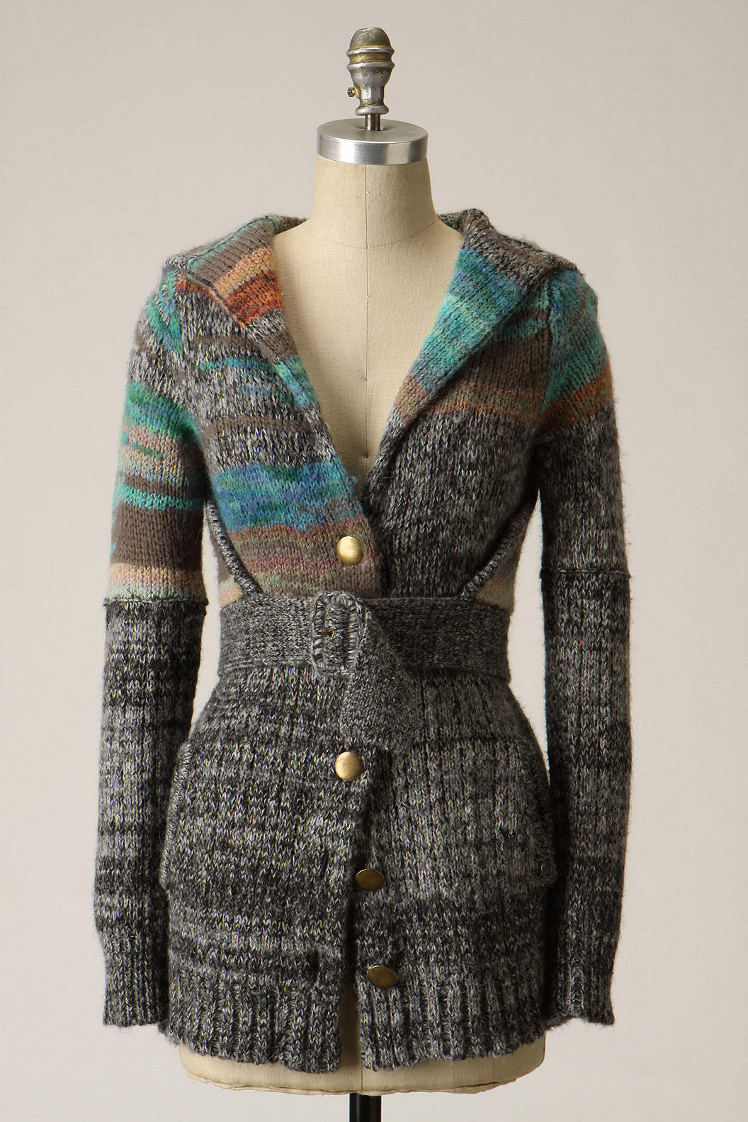 Colorfield Cardigan