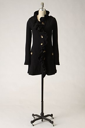 Gumshoe Sweatercoat - Anthropologie.com :  coat
