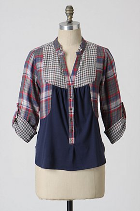 Meet & Greet Henley - Anthropologie.com :  winter clothing fashion womens clothing