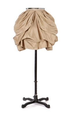 Modern Gallica Skirt - Anthropologie.com :  sculptural ruched clothing bubble hem