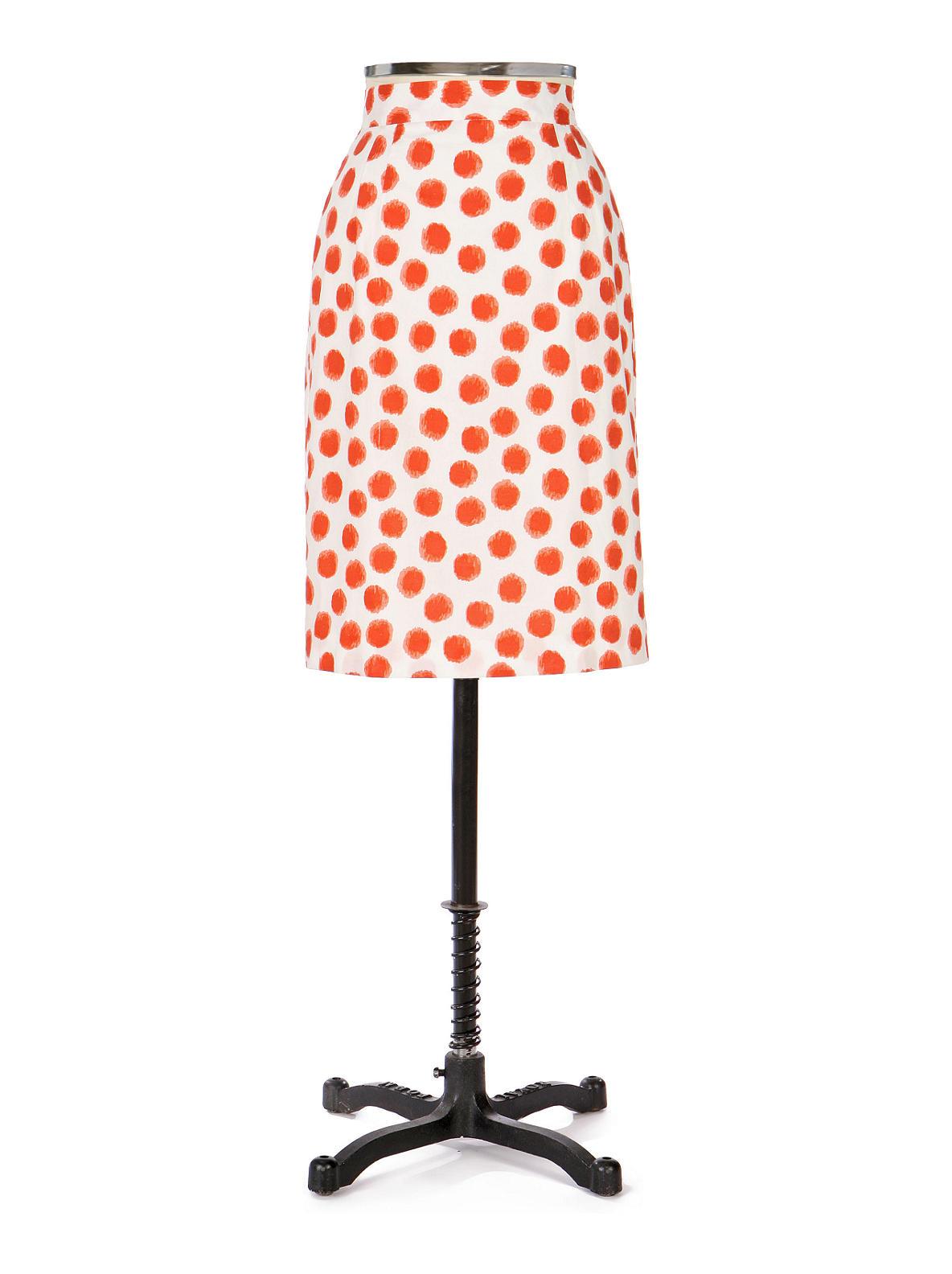 Cocoplum Pencil Skirt-Anthropologie.com :  knee length painterly anthropologie lined