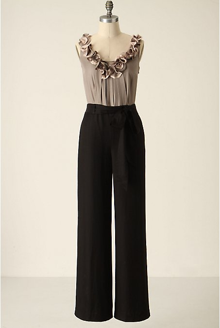 Bow-Bound Romper from anthropologie.com