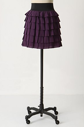 Ushered Waves Skirt - Anthropologie.com
