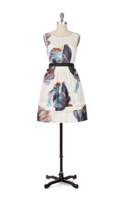 Morning Colors Dress-Anthropologie.com