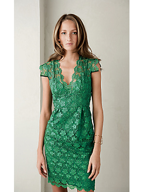 Neanthe Bella Sheath - Anthropologie.com :  floral sheath cap sleeves anthropologie