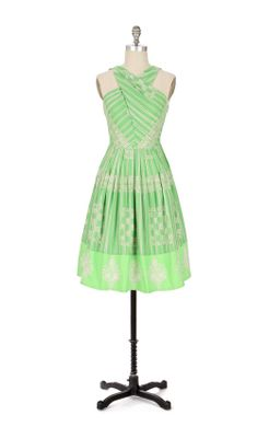 Grass Blade Dress - Anthropologie.com :  anthropologie