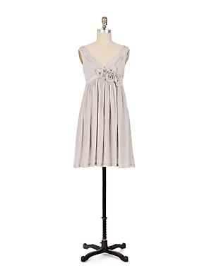 Clustered Petals Dress-Anthropologie.com