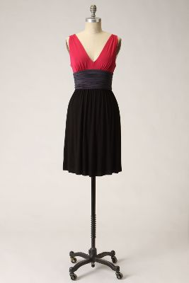 Tritone Dress - Anthropologie.com :  frock colorblock jersey sleeveless