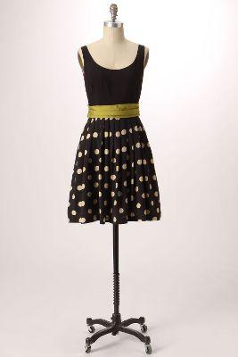 Slice-Of-Lime Dress-Anthropologie.com
