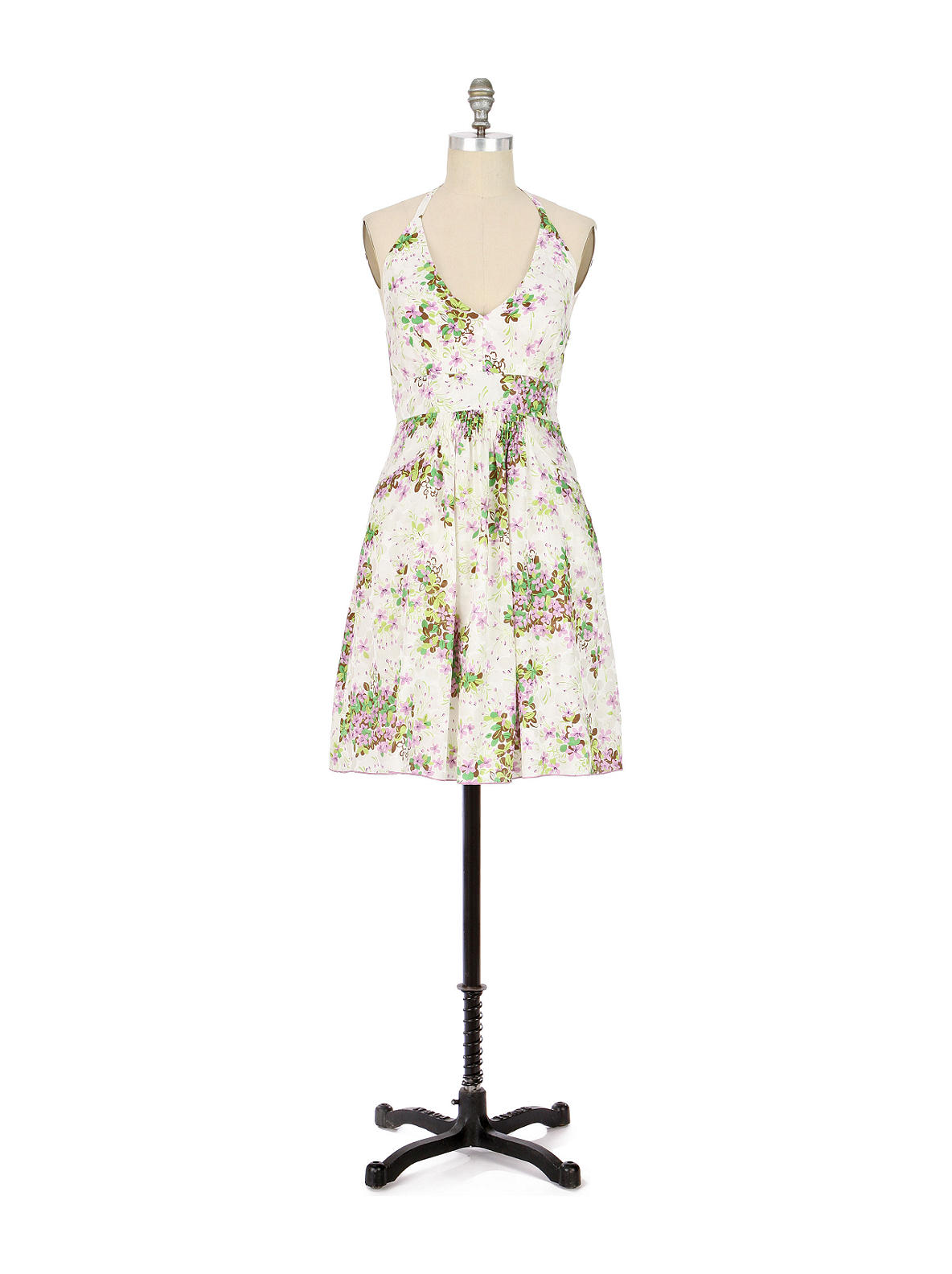 Anna Sui for Anthropologie - Hidden Grove Dress - Anthropologie.com :  womens halter v-neck a-line