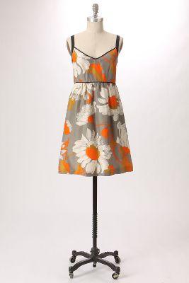 Grand Gazania Dress-Anthropologie.com