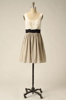 Bold Boutonniere Dress - Anthropologie.com