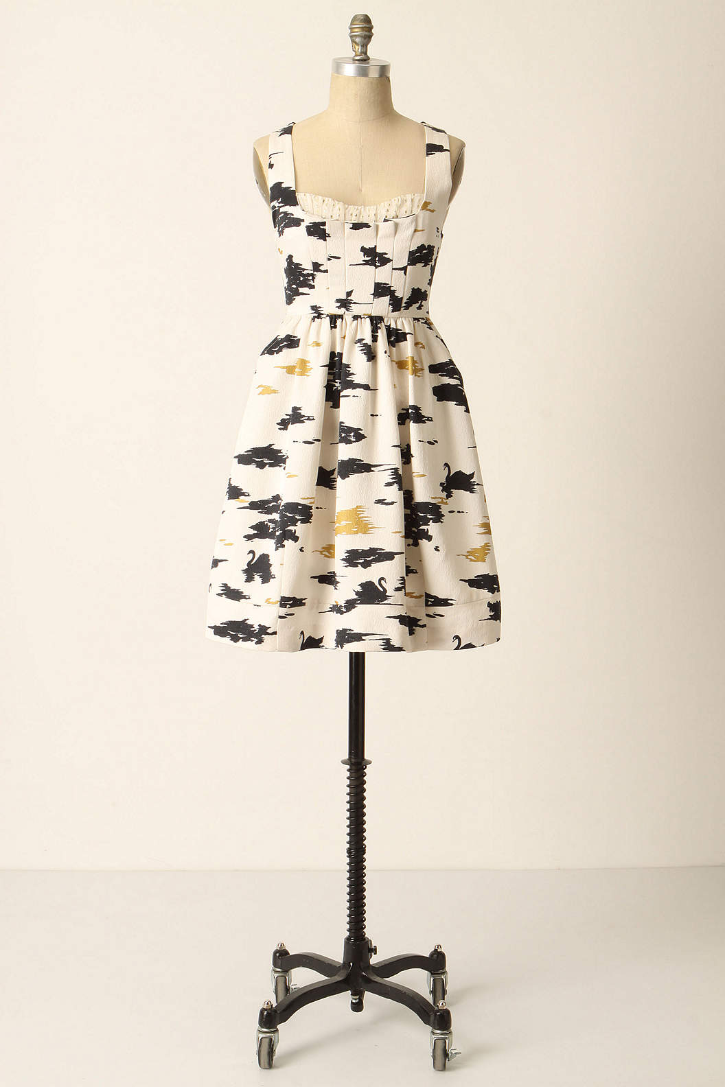 Flight-Of-Swans Dress