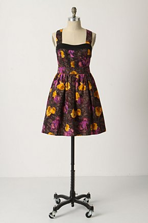 Silken Trellis Dress - Anthropologie.com from anthropologie.com