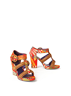 Copacabana Sandals - Anthropologie.com :  sandal fashion leather shoe