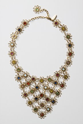 Twinkling Lights Necklace - Anthropologie from anthropologie.com