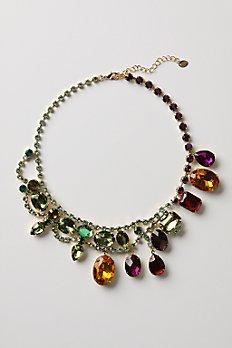Rainbow Drops Necklace