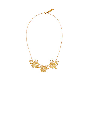 Swing Era Necklace - Anthropologie.com :  necklace jewelry hand cut retro