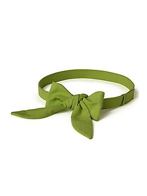 Bow-Tie Belt-Anthropologie.com