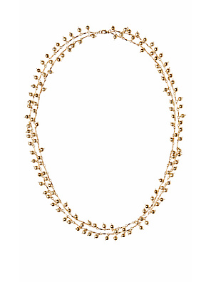 Puzzler Necklace - Anthropologie.com :  necklace delicate necklace puzzler necklace fashion