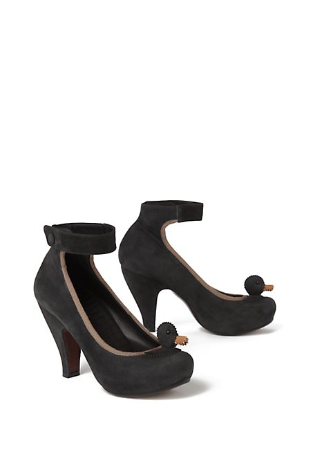Mallard Heels - Anthropologie.com
