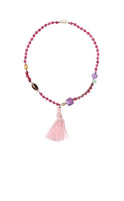 Pomegranate Seed Necklace - Anthropologie.com :  anthropologie