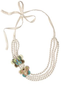 Butterfly Chase Necklace - Anthropologie.com :  anthropologie