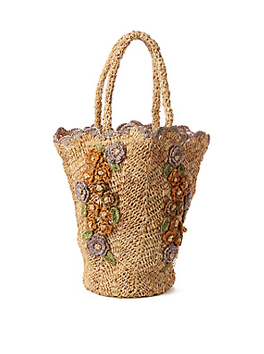 Seaside Grove Tote - Anthropologie.com :  beach seaside basket grove