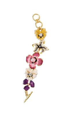 Flower Chain Bracelet - Anthropologie.com :  anthropologie